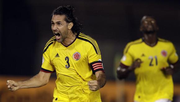 Mario Yepes marcó los tantos del triunfo. (Reuters)