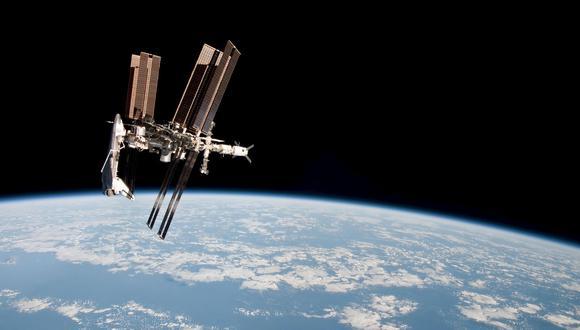 La Estación Espacial Internacional. (Foto: Reuters)