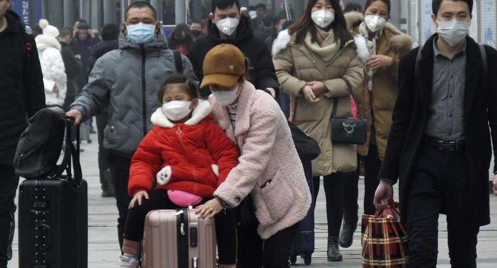 """El brote de este virus tendrá """"un impacto muy considerable"""" en la economía de China. (Foto: AP)"""