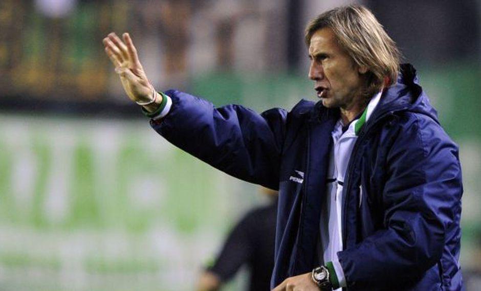 Ricardo Gareca estaría muy cerca de llegar a la selección peruana. (AFP)