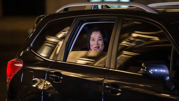 Caso Odebrecht: ¿Qué le respondió El Comercio a Keiko Fujimori tras sus descargos? (AFP)