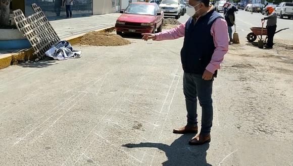 Así lo informó el subgerente de Tránsito y Seguridad Vial del municipio provincial, Luis Farro Mori.