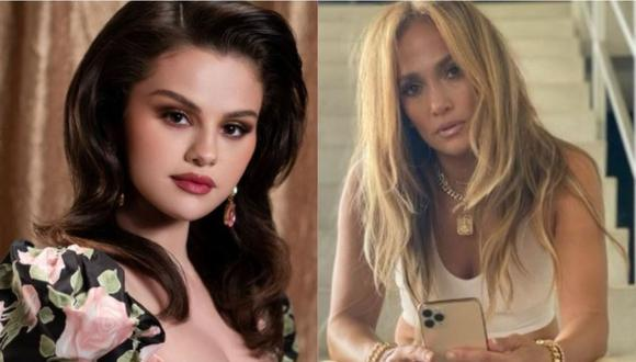 Selena Gómez y Jennifer Lopez se unen en concierto para promover las vacunas. (Foto: @jlo/@selenagomez)