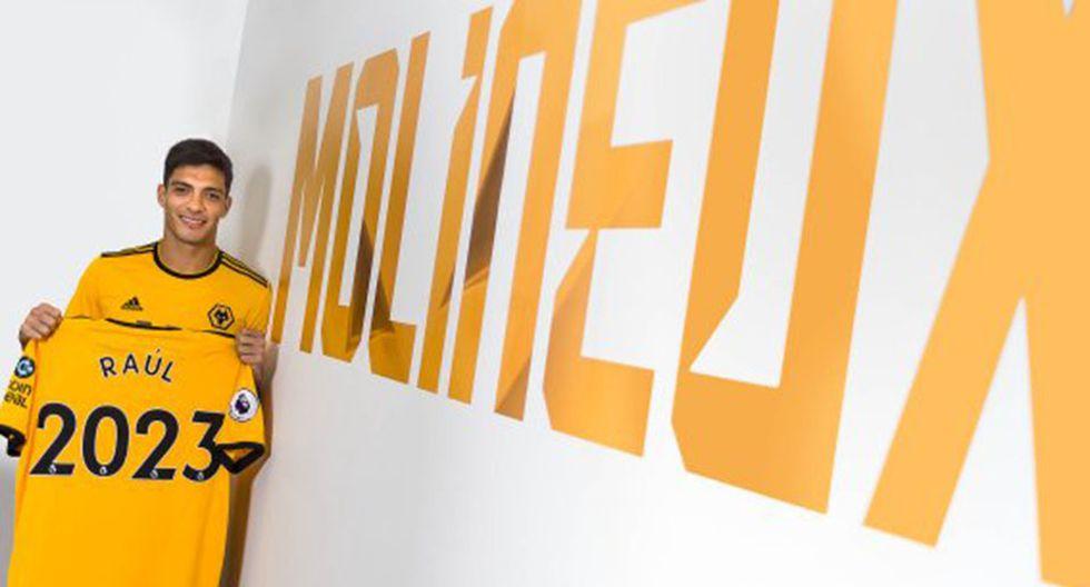 Wolverhampton compra ficha de Raúl Jiménez a cambio de 35 millones de euros. (Foto: Twitter @WolvesEspanol)