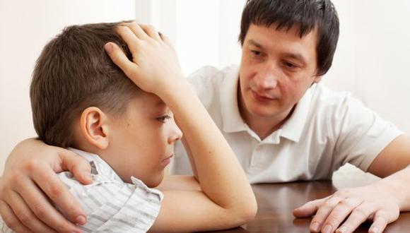 OJO. La frustración en los niños suele estar alimentada por las altas expectativas  de los padres.