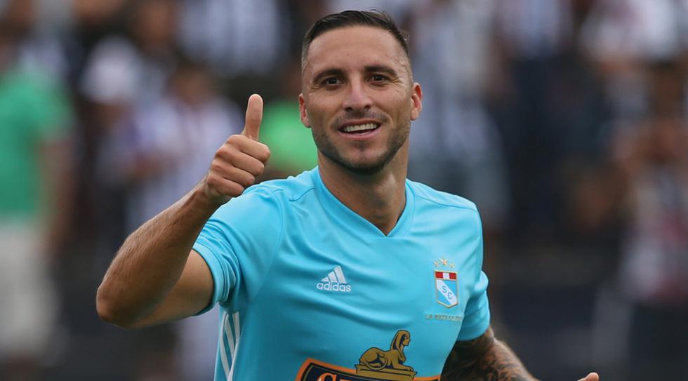 Emanuel Herrera alcanzó el doblete en Matute. (Foto: USI / Video: Gol Perú)