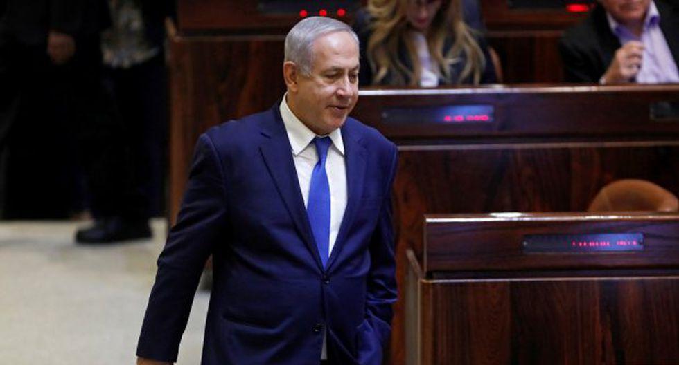 Benjamin Netanyahu tiene previsto reunirse con el presidente de Brasil el viernes por la tarde en Río de Janeiro. (Foto: EFE)