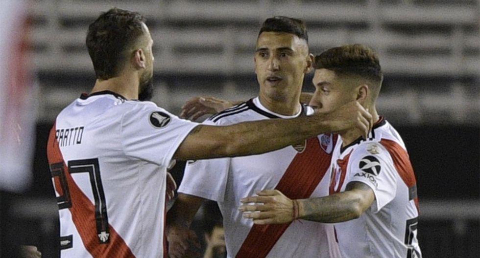 River Plate de Argentina. (Foto: AFP)