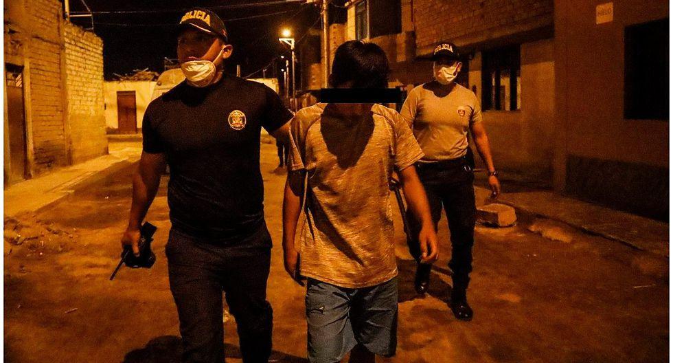 Ministerio del Interior dijo que detenidos por no acatar medidas de aislamiento recibirán sanción penal. (Foto: GEC)