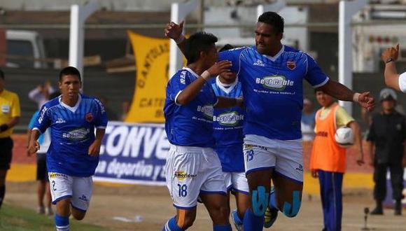 San Simón obtuvo medio boleto a Primera División tras vencer a Unión Huaral. (Depor)