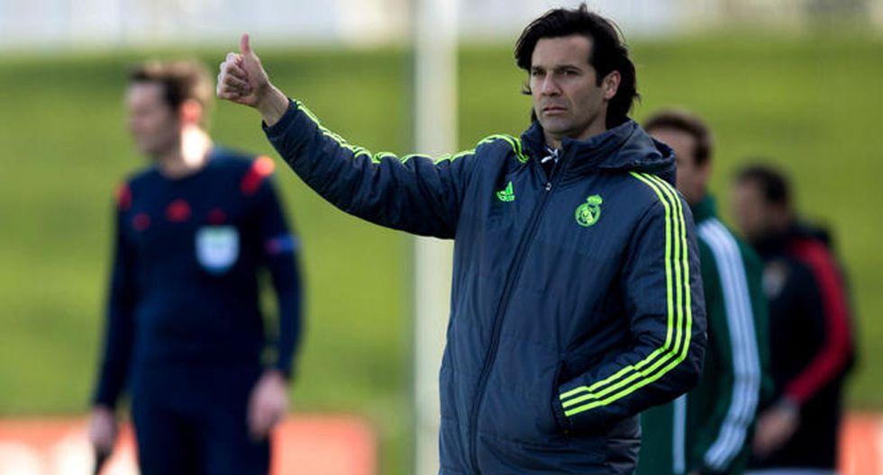Santiago Solari es actual entrenador de Real Madrid Castilla. (Foto: El Desmarque)