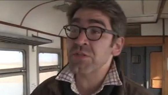 Ucrania: Confirman secuestro de periodista del portal Vice News. (Internet)