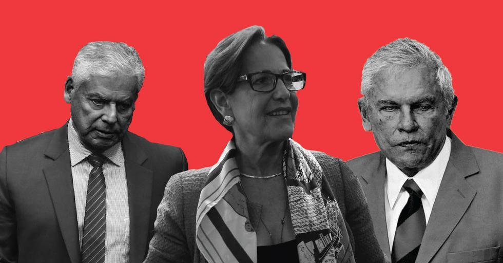 Jorge Barata, exjefe de Odebrecht en el Perú, mencionó que se les dio pagos a Susana Villarán, César Villanueva, Luis Castañeda Lossio, entre otros.