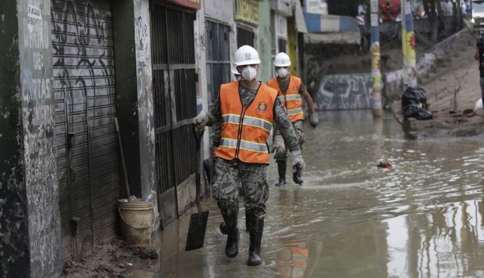 La crisis ha afectado a dos mil personas. (Foto: Anthony Niño De Guzmán)