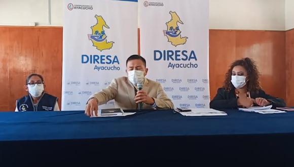 Ayacucho: Detectan que un exfuncionario encarcelado y un abogado figuran en padrón para vacunas COVID-19 (Foto: Diresa)