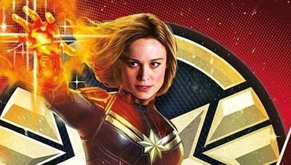 Avengers 4: Endgame: ¿Captain Marvel realmente puede viajar en el tiempo? (Foto: Marvel Studios)