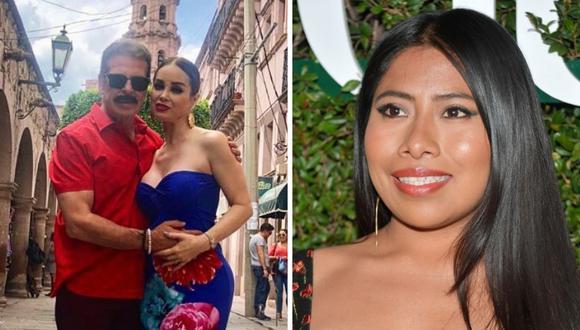 Pareja de Sergio Goyri explica por qué publicó el video donde el actor insulta a Yalitza Aparicio (Foto: Instagram / AFP)