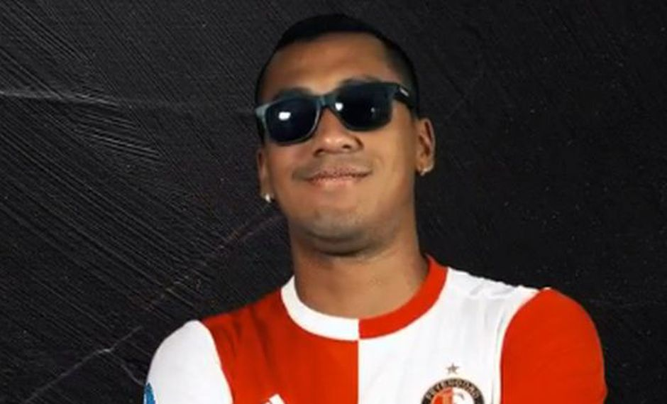 Renato Tapia es titular frente al Dinamo Tbilisi por la Europa League. (Foto: Feyenoord)