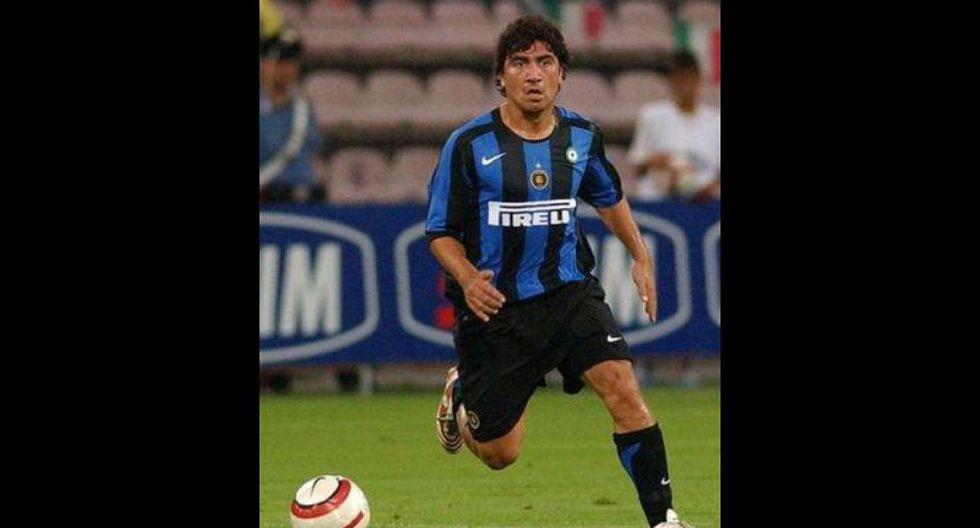 15.- David Pizarro a Inter de Milán por 12 millones de euros en la temporada 2005-06.(AFP)