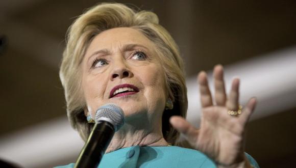 Hillary Clinton, candidata demócrata a la presidencia de Estados Unidos. (AP)