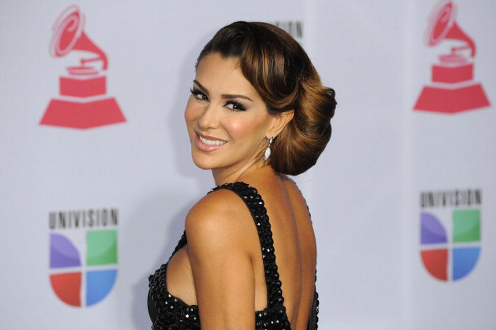 El nombre de Ninel Conde es sinómino de belleza no solo en su país, México, sino también fuera de este. (Getty)