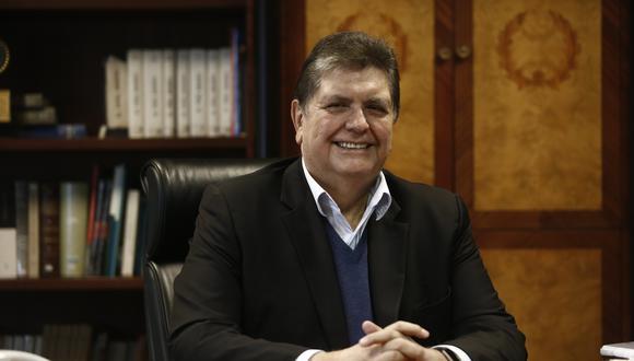 Gobierno peruano hizo llegar1.000 folios al gobierno de Uruguay con documentación para evaluar el asilo a Alan García. (Foto: GEC)