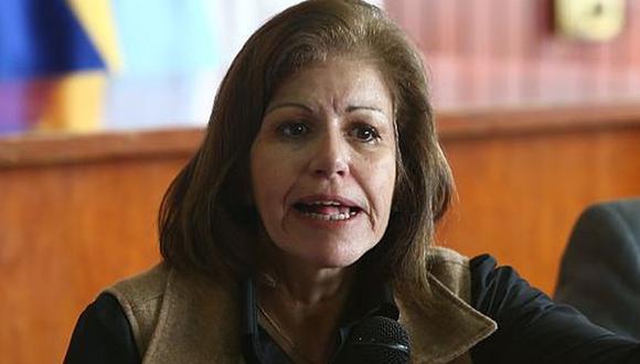 Lourdes Flores asegura estar tranquila y cumple con la investigación sobre los supuestos aportes de Odebrecht a su campaña. (Foto: USI)