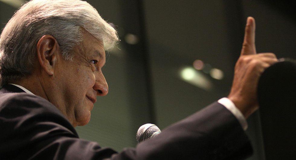 López Obrador presentó su Plan de Austeridad Republicana, que consta de 50 puntos. (Foto: EFE)