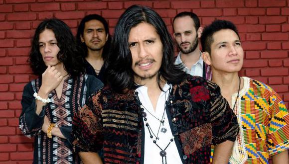 Banda de rock fusión.