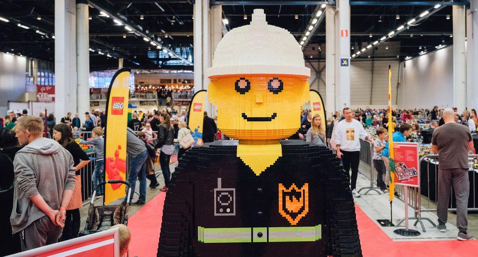 Falleció Jens Nygaard Knudsen, creador del muñeco de Lego. (Foto: AFP)