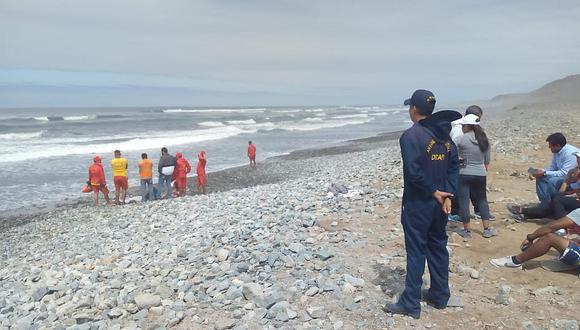 Áncash: un pescador muere y otros dos desaparecen tras naufragio en Huarmey (Foto referencial).