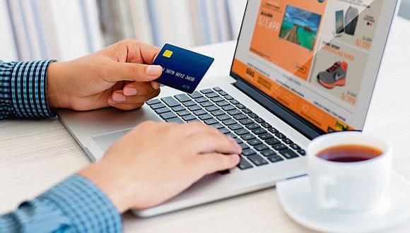 Los consumidores peruanos se familiarizan cada vez más con las compras por internet.