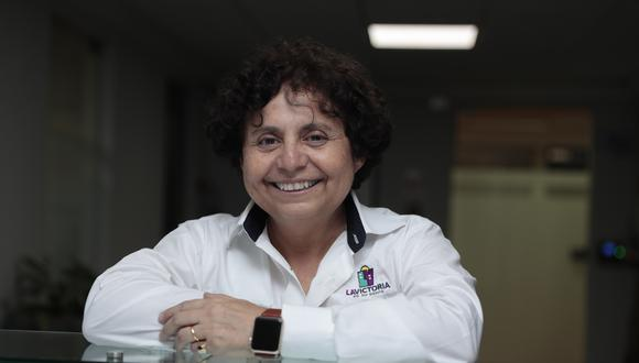 Susel Paredes fue elegida congresista para el periodo 2021-2026 por el distrito electoral de Lima. (Foto: Hugo Pérez / GEC)