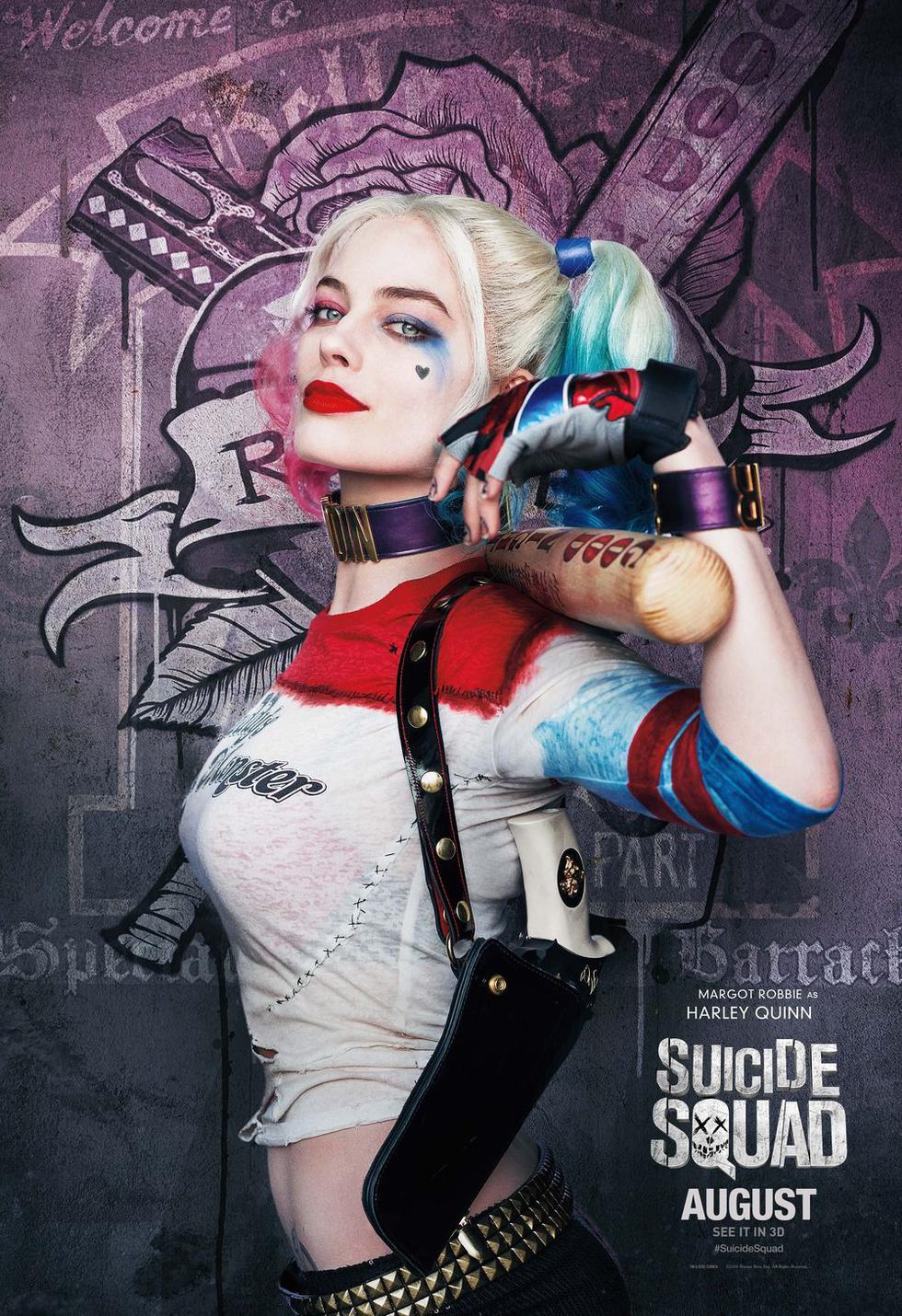 Harley Quinn (Difusión/Warner Bros.)