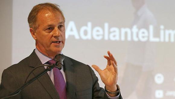 Jorge Muñoz consideró que es necesario que se aprueben los proyectos de reforma política planteados por el Ejecutivo. (Foto: GEC)