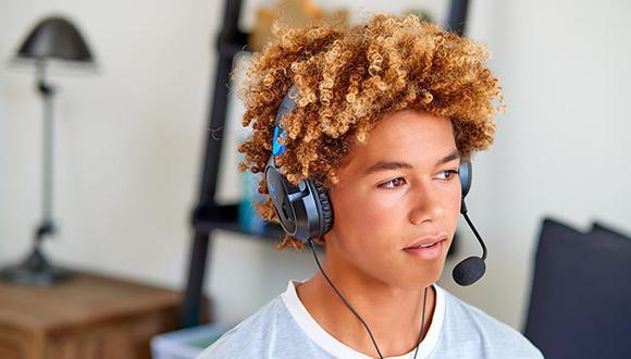 Los audífonos Turtle Beach pueden ser usados tanto para los videojuegos como el teletrabajo.