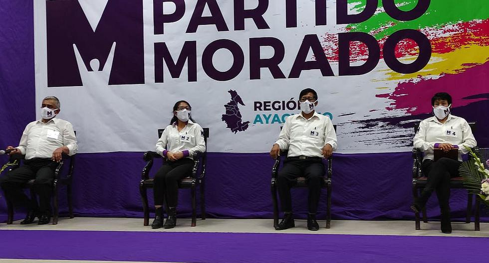 Candidato al Congreso del Partido Morado para La Libertad falleció por COVID-19