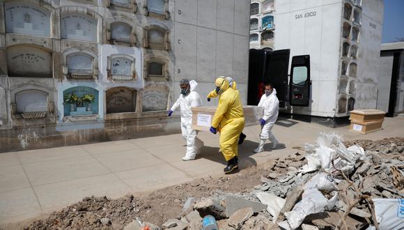 La cantidad de fallecidos aumentó este domingo. (Foto: Reuters)