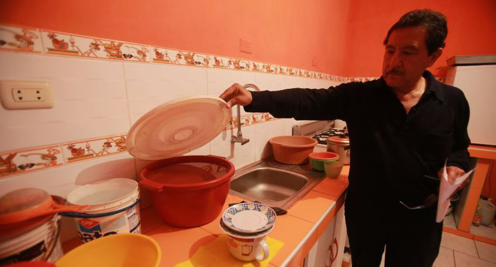 Los vecinos deberán tomar sus previsiones para no verse afectados por la suspensión del servicio de agua potable. (Foto: GEC)