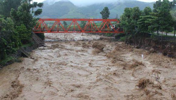 Senamhi declara en alerta roja al río Ucayali por lluvias. (USI)