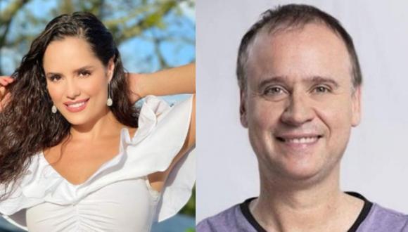 La actriz y el comediante comenzaron su relación cuando ella tenía 13 y él 27 años (Foto: Instagram)