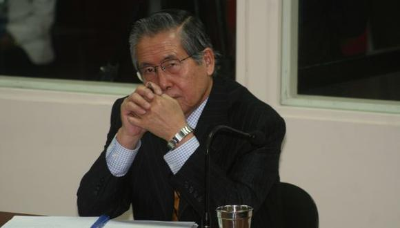 Alberto Fujimori lleva detenido siete años y nueve meses en el establecimiento penal de Barbadillo. (USI)