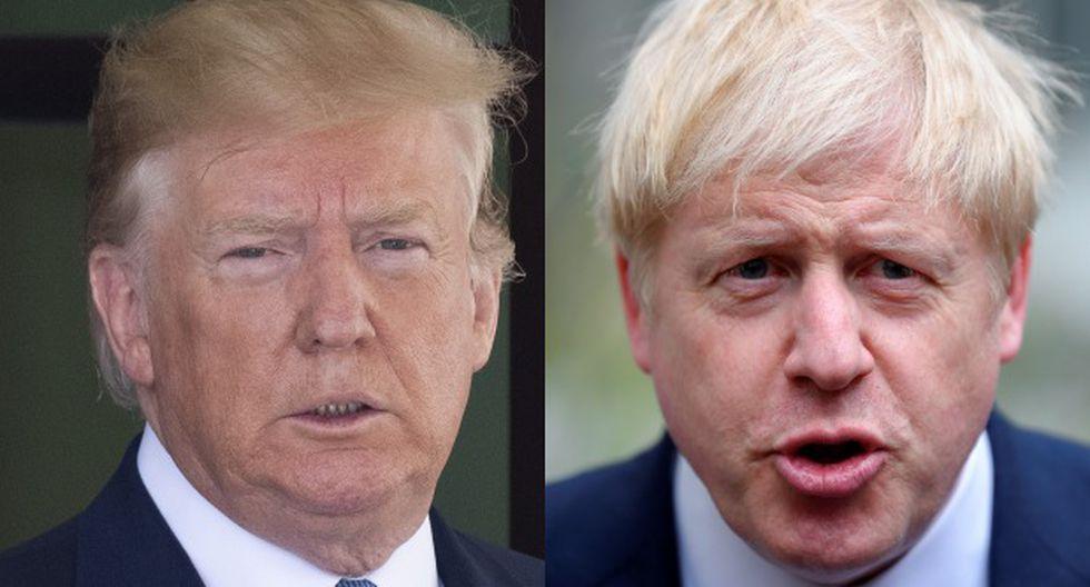 Los mandatarios hablaron anoche por teléfono, cuando Trump le felicitó por su llegada al poder y ambos abordaron la futura relación bilateral. (Foto: AFP)