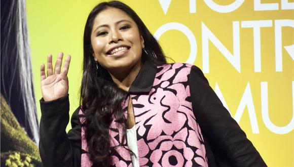 Yalitza Aparicio ofrecerá dos conferencias en la Universidad Harvard. (Foto: AFP)