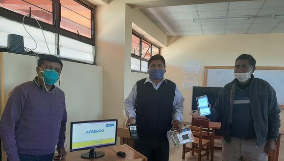 Coronavirus en Perú: colegios y centros de salud a nivel nacional recibirán internet gratuito (Foto referencial).