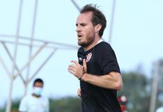 """Hernán Novick apunta al título con Universitario: """"El objetivo claro es salir campeón"""""""