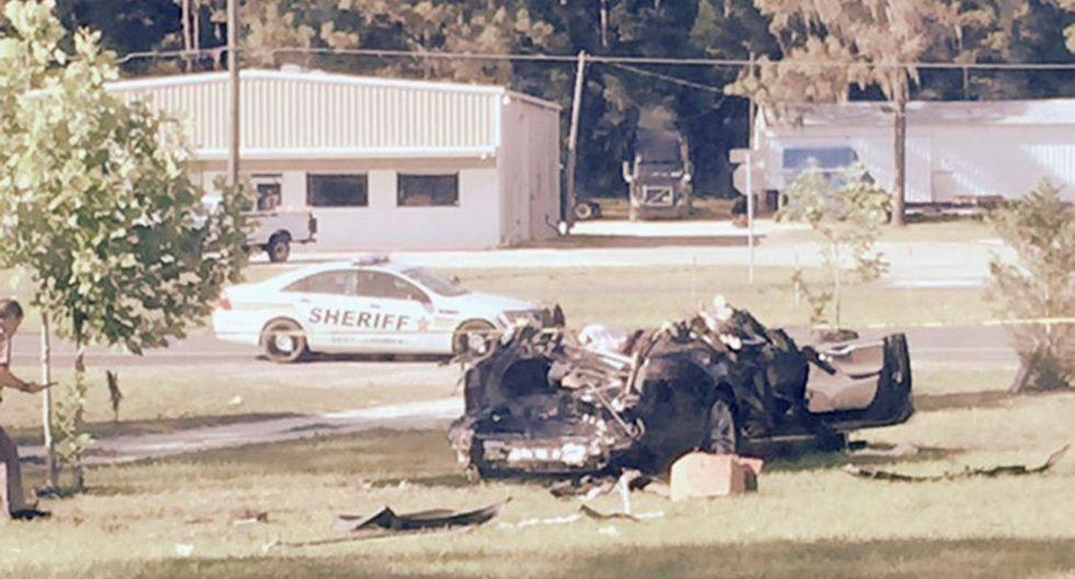 Tesla Motors: Hombre murió en choque a bordo de vehículo con piloto automático. (Reuters)