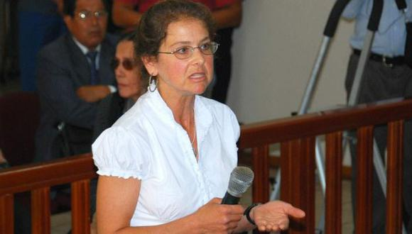 Lori Berenson, exintegrante del MRTA, será expulsada del Perú en las próximas horas. (USI)