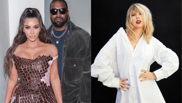 Kim Kardashian califica de mentirosa a Taylor Swift. (Foto: Instagram)