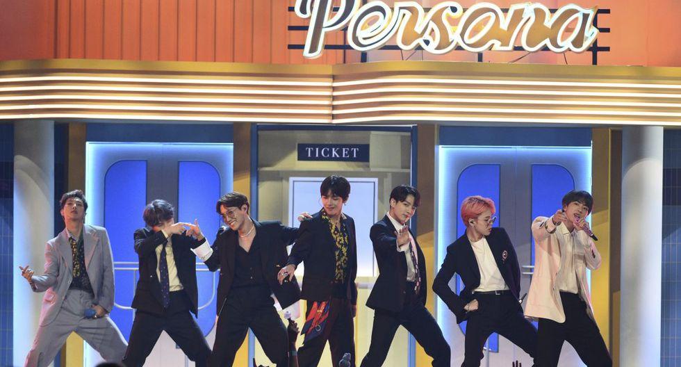 Las estrellas del K-pop BTS tomaron la decisión de anular sus presentaciones de abril en Corea del Sur por el nuevo coronavirus. (AP).